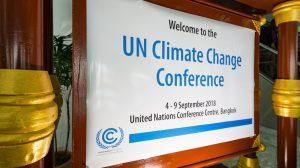 Three things this week's Bangkok climate talks must get right