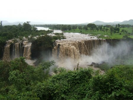 Changing rainfall patterns spell risk for hydropower in Africa
