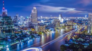 Bangkok Bulletin: All night climate party