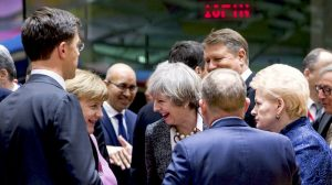 Brexit and Germany erode EU climate resolve