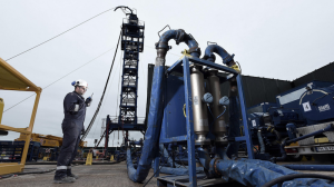 Fracking 'part of a low carbon future', says UK minister, as drilling restarts