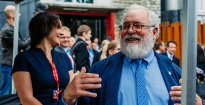 Miguel Arias Cañete: EU's climate caterpillar looks to seal legacy