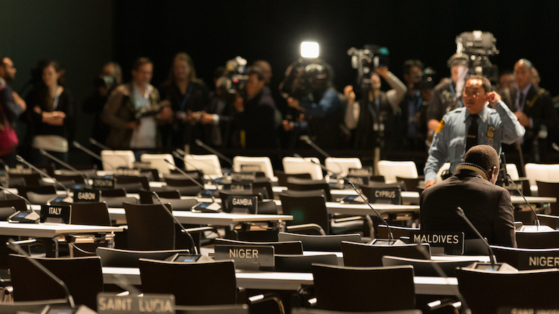 Strong rules for Paris deal can spur global climate action