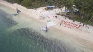 Lead or sue? Pacific islands take twin tracks on climate change