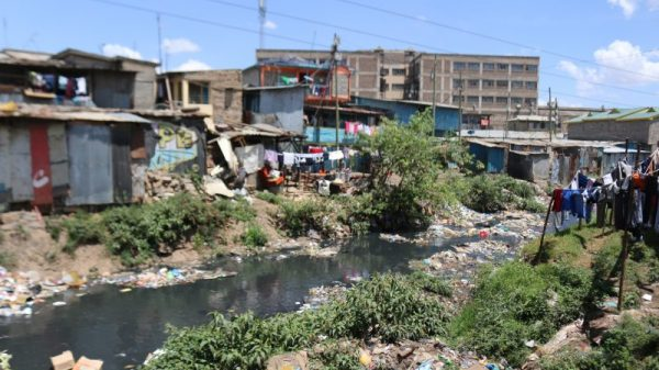 Heavy rains and blocked drains: Nairobi's recipe for floods