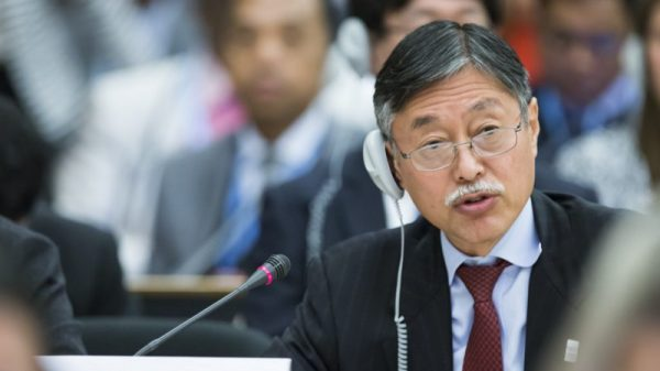 Japan bids for top climate finance job, citing $1.5bn contribution
