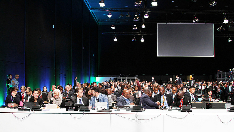 UN climate finance rules 'dragging' amid fight over who reports what