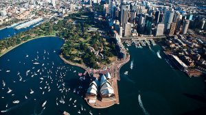Sydney and Melbourne vow to ditch coal power