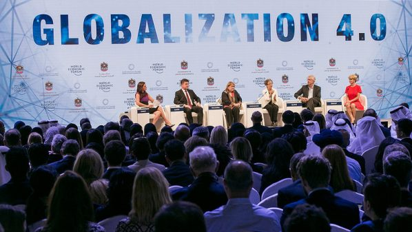 Davos elite looks to 'Globalisation 4.0' to stem climate change