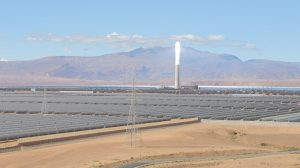 Solar plant the size of San Francisco powers Morocco's sunlit ambitions