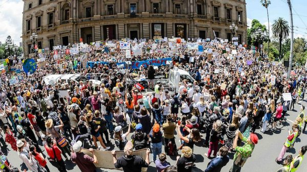 Millions expected to make Friday climate protest the largest in history