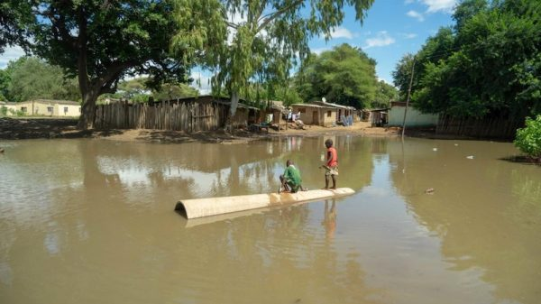 Extreme weather impacted 62 million people last year, says WMO