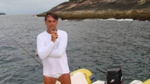 Brazil: Official who fined Bolsonaro for illegal fishing in 2012 is fired