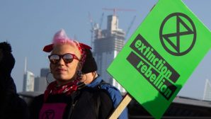 Offshoot of Extinction Rebellion calls for vegan revolution