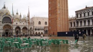 Venice floods show Europe needs sustainable finance to avoid disaster