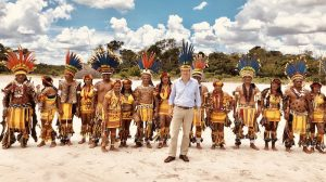 Bolsonaro's plan to unlock the Amazon: split its indigenous peoples