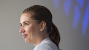 Denmark's new government raises climate change to highest priority