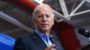 Democrat frontrunner Biden says he will stop China spreading coal around the world