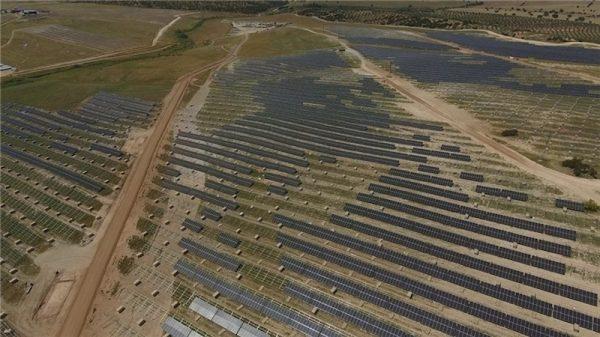 Europe's largest solar plant unveiled amid Spanish renewable rebirth