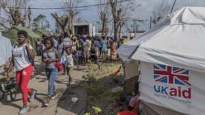 African ministers lobby UK for control of climate aid