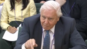 David Attenborough: Climate change may become abhorred as much as slavery