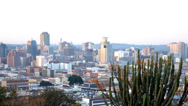 Two million in Zimbabwe's capital have no water as city turns off taps