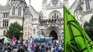 Hundreds of Extinction Rebellion activists face court, in summer of prosecutions