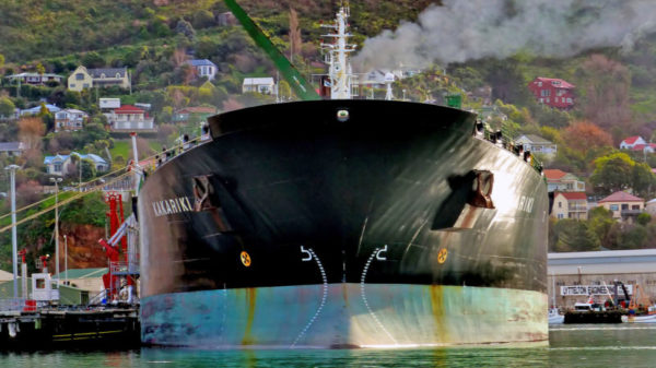 Oil tanker investments at risk from climate action, report says