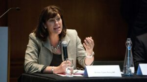 Former UK energy minister Claire Perry appointed Cop26 president
