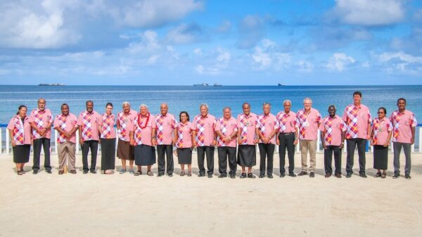 Pacific leaders set new bar by collectively declaring climate crisis