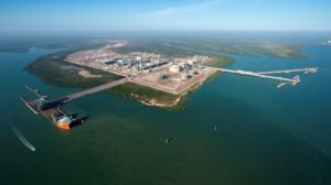 Australian emissions rise as LNG production soars