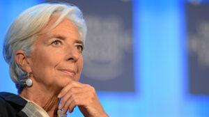 European Central Bank should 'gradually eliminate' carbon assets: Lagarde