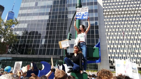'Four million' join students in climate marches, building pressure on leaders