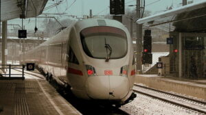 German rail company gets credit rating boost in response to climate law