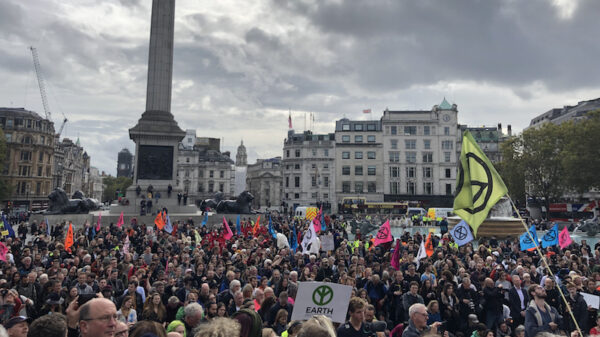 After 1,600 arrests, Extinction Rebellion fights for right to protest in UK
