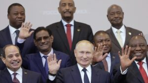 As rich countries slow walk green finance, Putin offers Africa an alternative