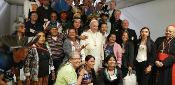 Catholic church denounces 'attacks' on Amazon people and forest