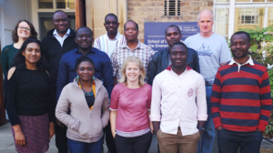 Cross-continent networking to improve African climate models