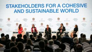 Climate change tops risks for world in 2020 - Davos report