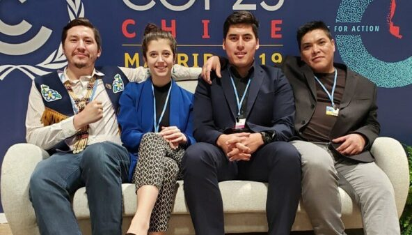 The youth at the heart of Cop25