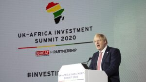 UK to stop funding coal abroad but will help Africa with oil, gas