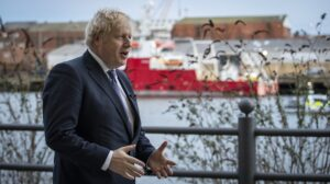 UK's Boris Johnson urges all countries to set net zero emissions goals in 2020