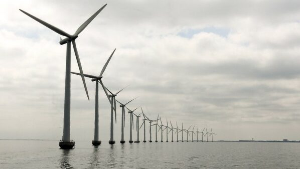 Offshore wind deployment boom 'too slow' to meet EU climate target