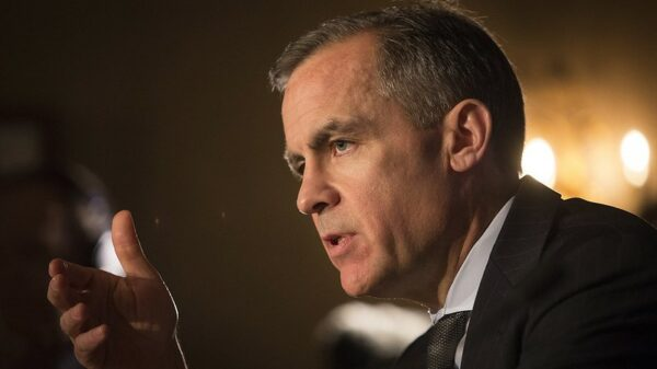 Net zero goal 'greatest commercial opportunity of our time,' says Mark Carney