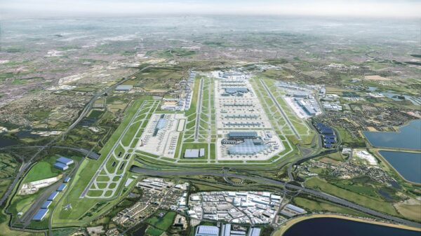 UK's Heathrow airport expansion ruled unlawful over climate change