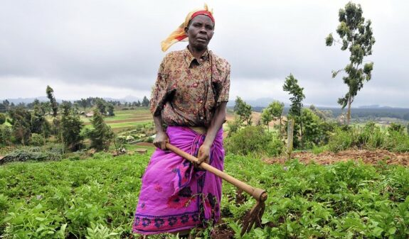 Power structures over gender make women more vulnerable to climate change