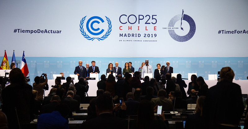 COP 25 at Madrid - The Story Watch