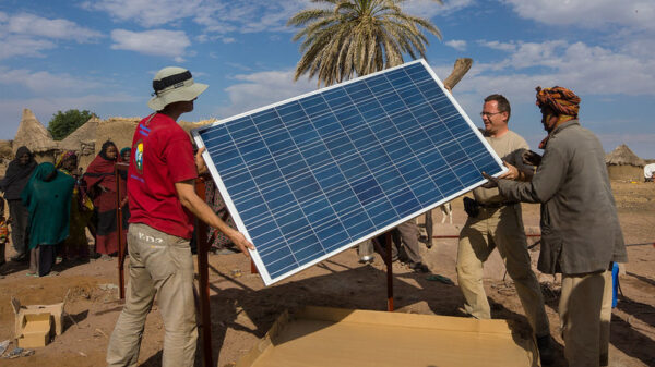 Clean energy is vital to the Covid-19 response in the world's poorest countries