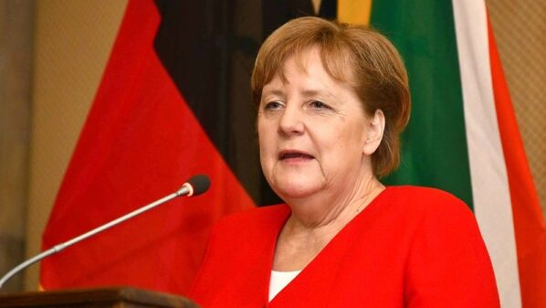 Merkel: don't neglect climate finance to the world's poor