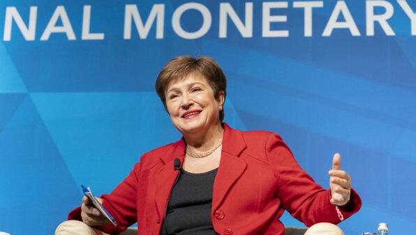 IMF endorses EU plan to put a carbon price on imports